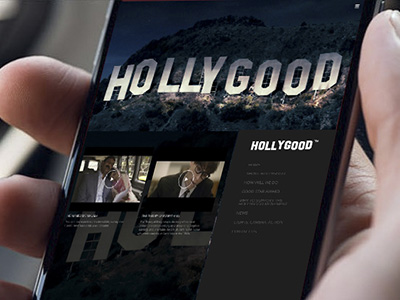 HOLLYGOOD IN YOUR HAND